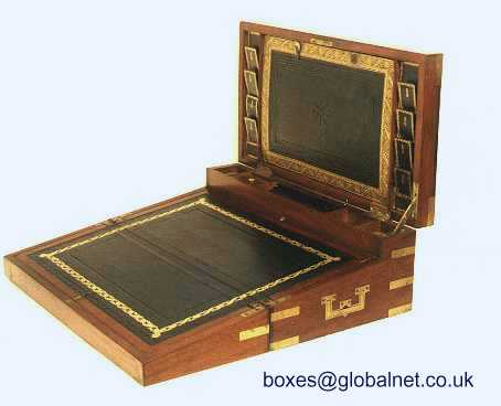 Antique Writing Boxes And Lap Desks 169 1999 2011 Antigone
